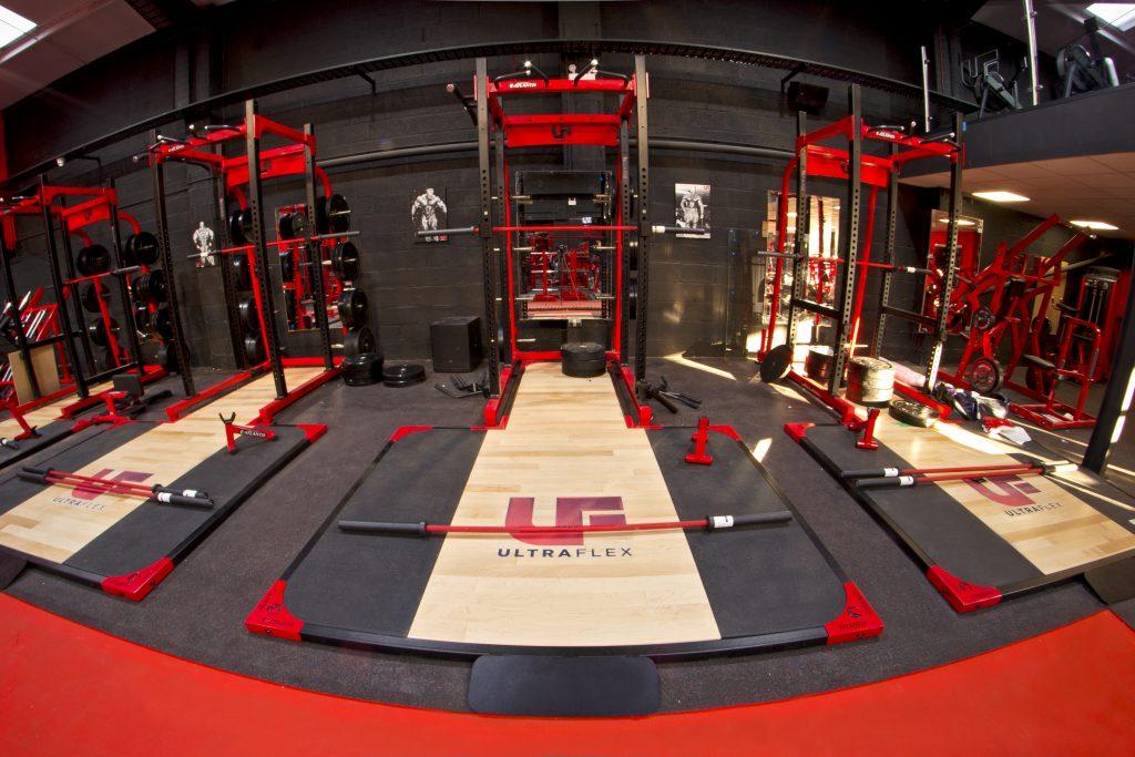 Ultraflex York's best gym