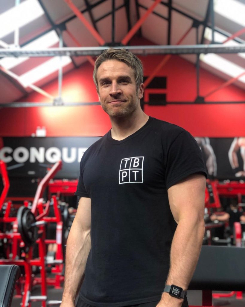 Personal trainer in Hull