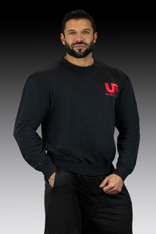 Black jumper UF