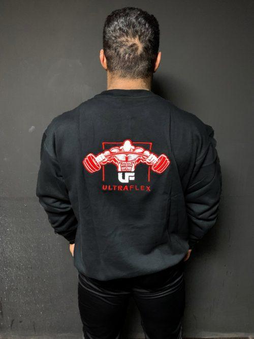 UF Black Jumper