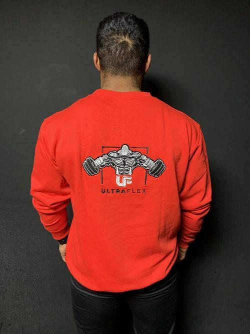 UltraFlex jumper red back