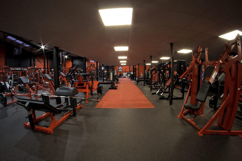 Prowler track Gym ROTHERHAM