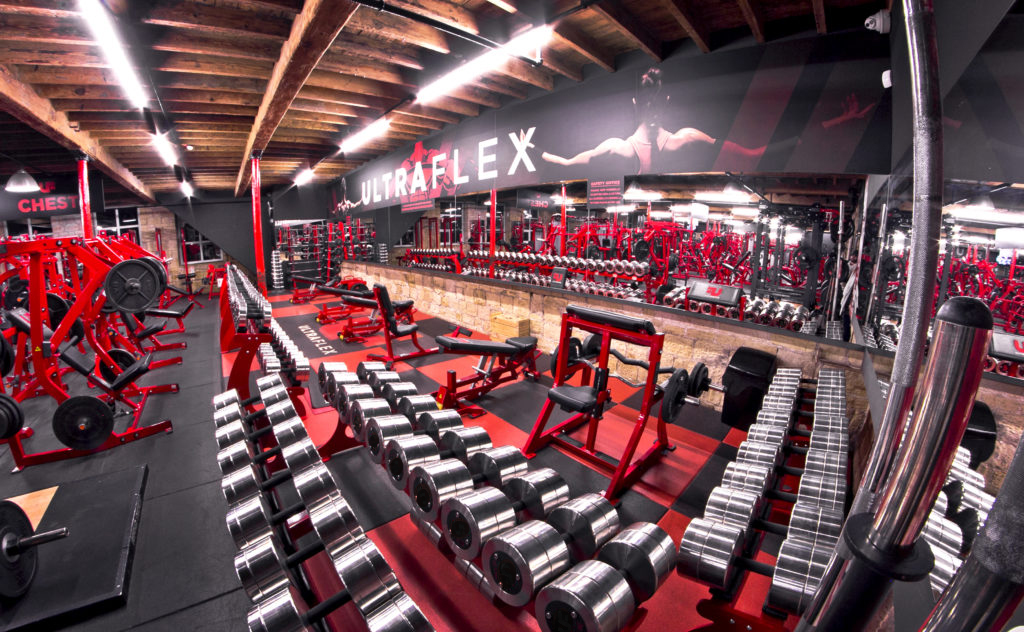 Ultra Flex Gym